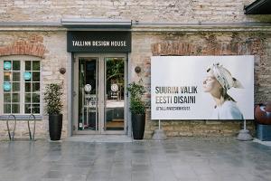 Tallinn Design House - Igaunijas Dizaina prezentāciju telpa