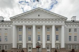 German Tartu: A Literary Walk in the Baltic German City