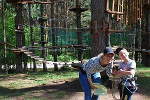 Elvan seikkailupuisto