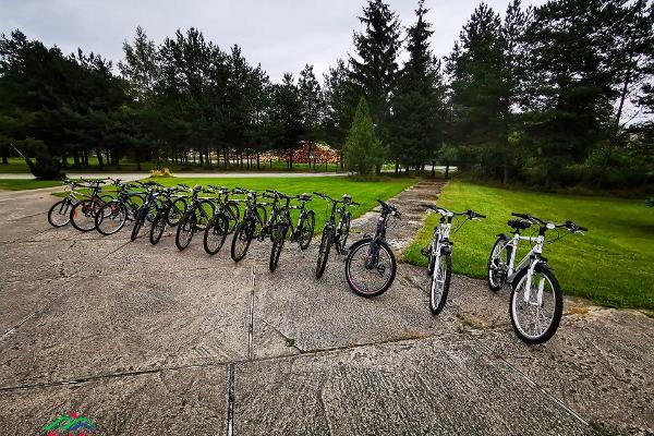 Paide Puhkekeskuse jalgrattarent