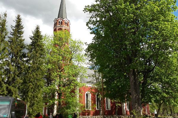 En dag i Södra Estland: trakten Mulgimaa och Viljandi