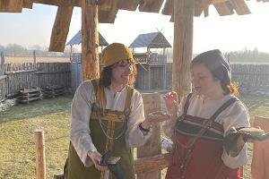 Asva Vikingu ciemata cietoksnis