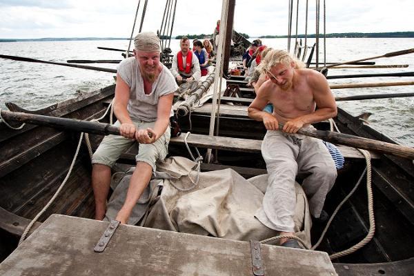 Viking ship 'Turm'