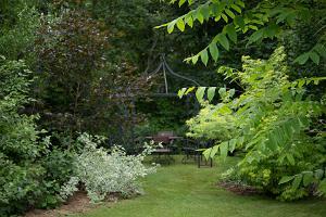 Der Garten auf dem Bauernhof Mikko