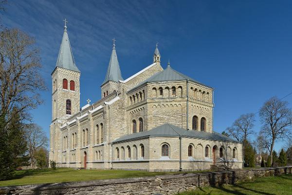Rapla linna kirik