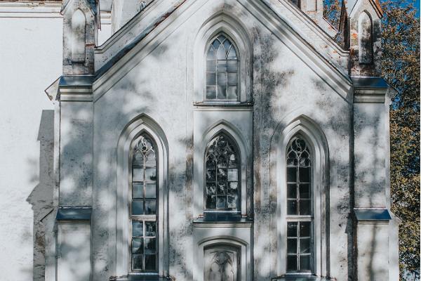 Viron evankelis-luterilaisen kirkon Tarvastun Pietarin seurakunnan kirkko