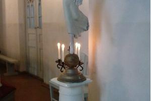 EELK Tarvastu Peetri församlings kyrka