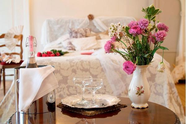 Anija mõisa pruutpaari tuba