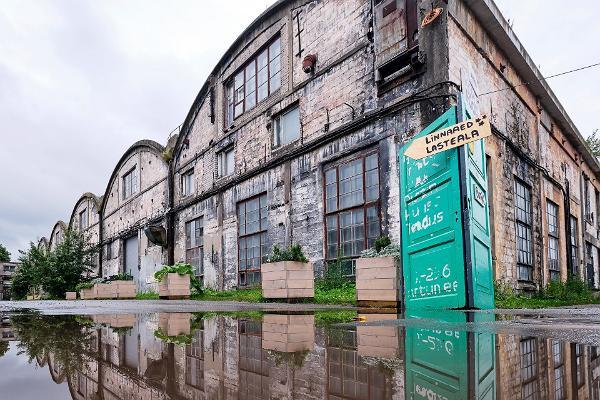 Põhjala tehase väline vaade