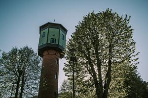Старая водонапорная башня Вильянди