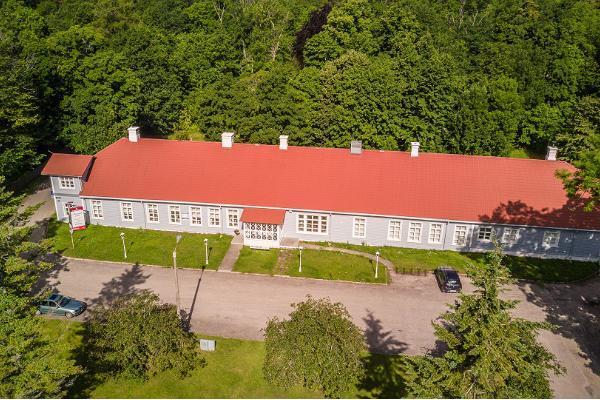 "Dagö Museum ""Det långa huset"""