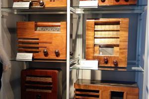 Raadiod Eesti Ringhäälingumuuseumis