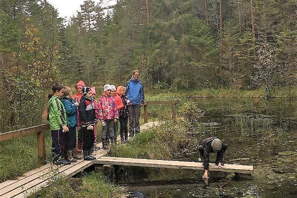 Meelispaigad Järvamaal - Oostriku allikal