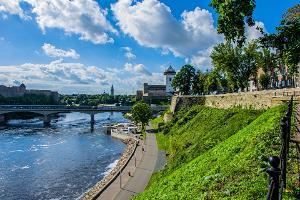 "Ekskursioon ""Narva bastionide ring"""