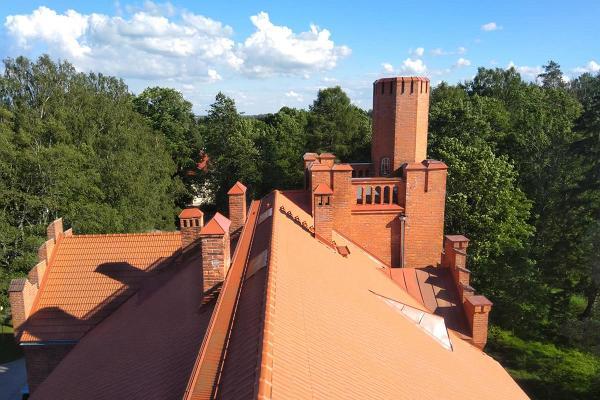 Jäneda mõisa katus