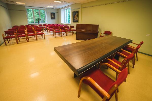 Põltsamaa Kultuurikeskuse seminariruumid