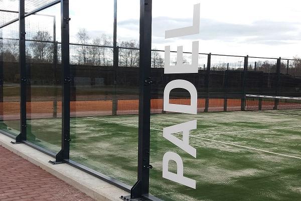 Paide tennise- ja padeliväljak
