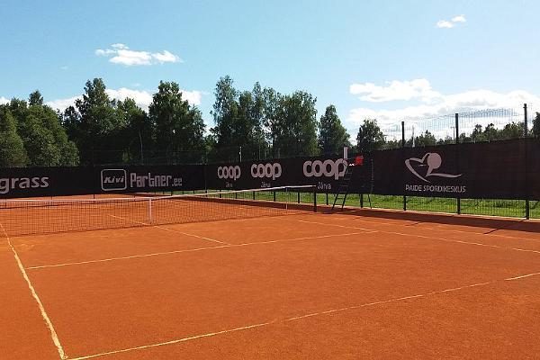Paide tenniseväljak