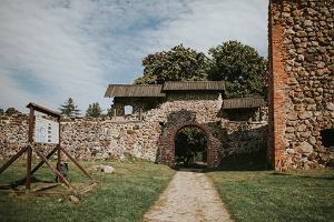 Karksi ürgorg ja ordulinnuse varemed