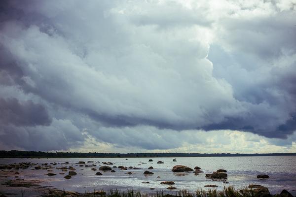 Kivine mere äär