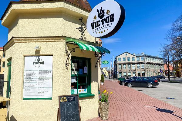 Victor Tänavatoit Street Food