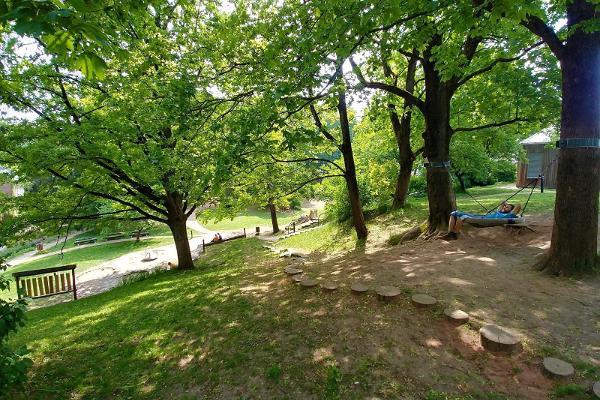 Tartu Loodusmaja park