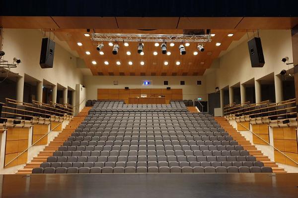 Valga Kultuuri- ja Huvialakeskuse teatri- ja konverentsisaal