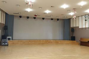 Valga Kultuurikeskuse seminari- ja konverentsiruum
