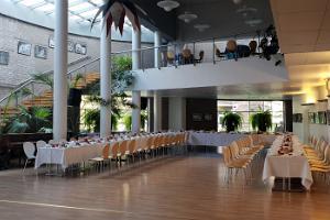 Valga Kultuurikeskuse galerii- ja konverentsiruum