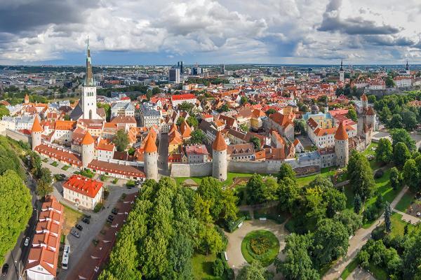 "Omal käel tuur ""Avasta Tallinna vanalinn"""