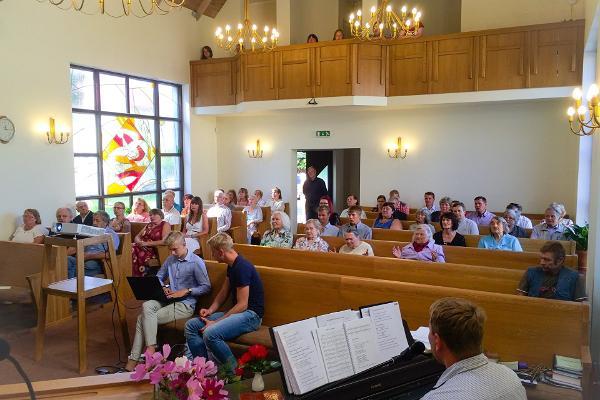 Mustvee Betaania kogudus