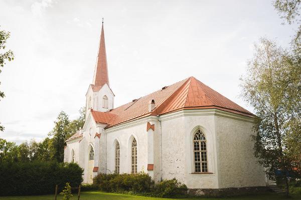 EELK Mustvee kogudus