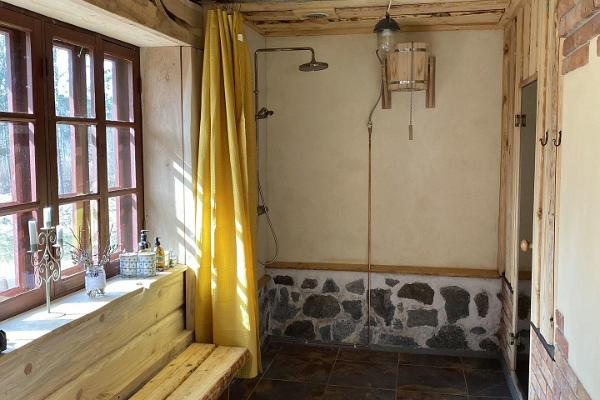 Sauna experience in Vahi Farm
