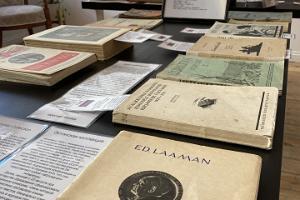 Förbjudna Litteraturens Museum Banned Books