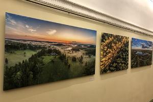 Fotonäitus Lõuna-Eesti ilusatest paikadest