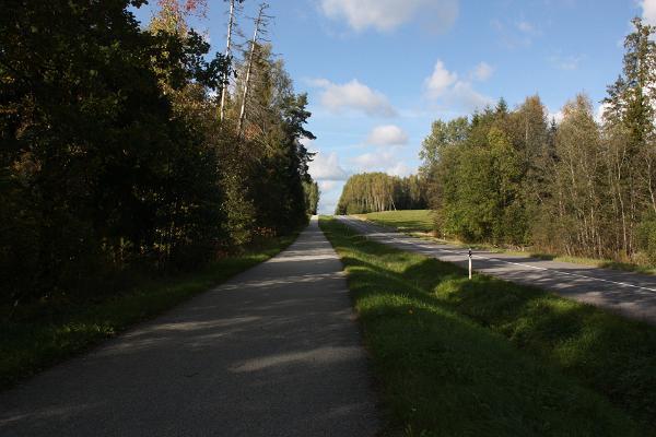 Skiwanderweg Pühajärve - Kääriku