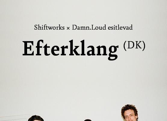 Efterklang (DK) live /Kino Sõprus