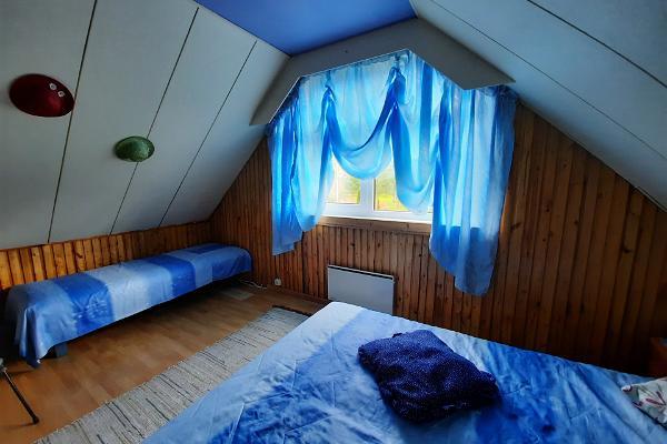 Room No. 6 for three