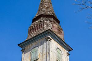 Puhjan kirkon torni