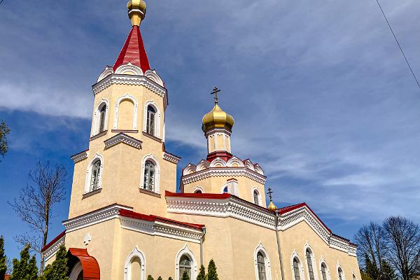 Раквереский храм Рождества Святой Богородицы
