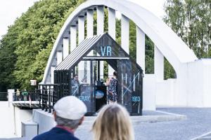 "Virtuālais ceļojums ""VR Tartu 1913"""