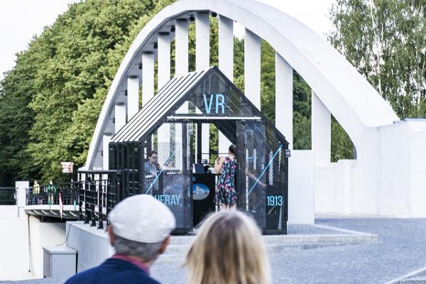 """Virtuella turen """"VR Tartu 1913"""""""