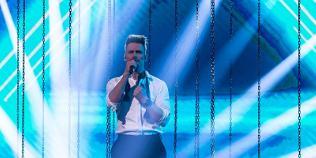 Эстонский певец Уку Сувисте:
