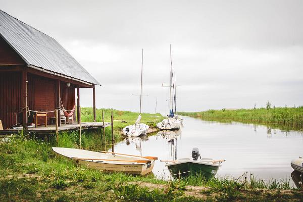 paat mootorpaat purjekas kalastamine