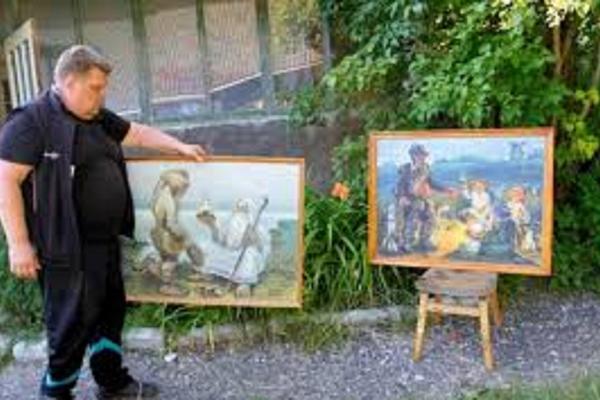 Tuur Eduard Kondi muinasjuttude jälgedes