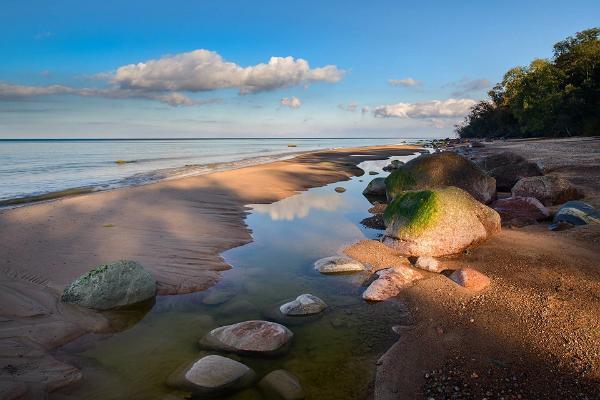 Saka beach