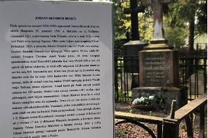 Reopalun hautausmaa Paidessa