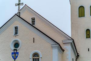 Heilig-Kreutz-Kirche in Paide