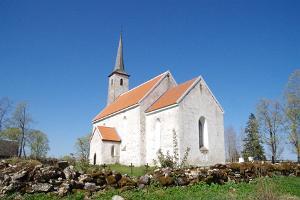 Järva-Madisen Pyhän Matteuksen kirkko