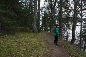 Pihajerves pārgājienu taka